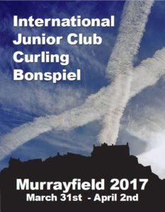 Junior Curling poster