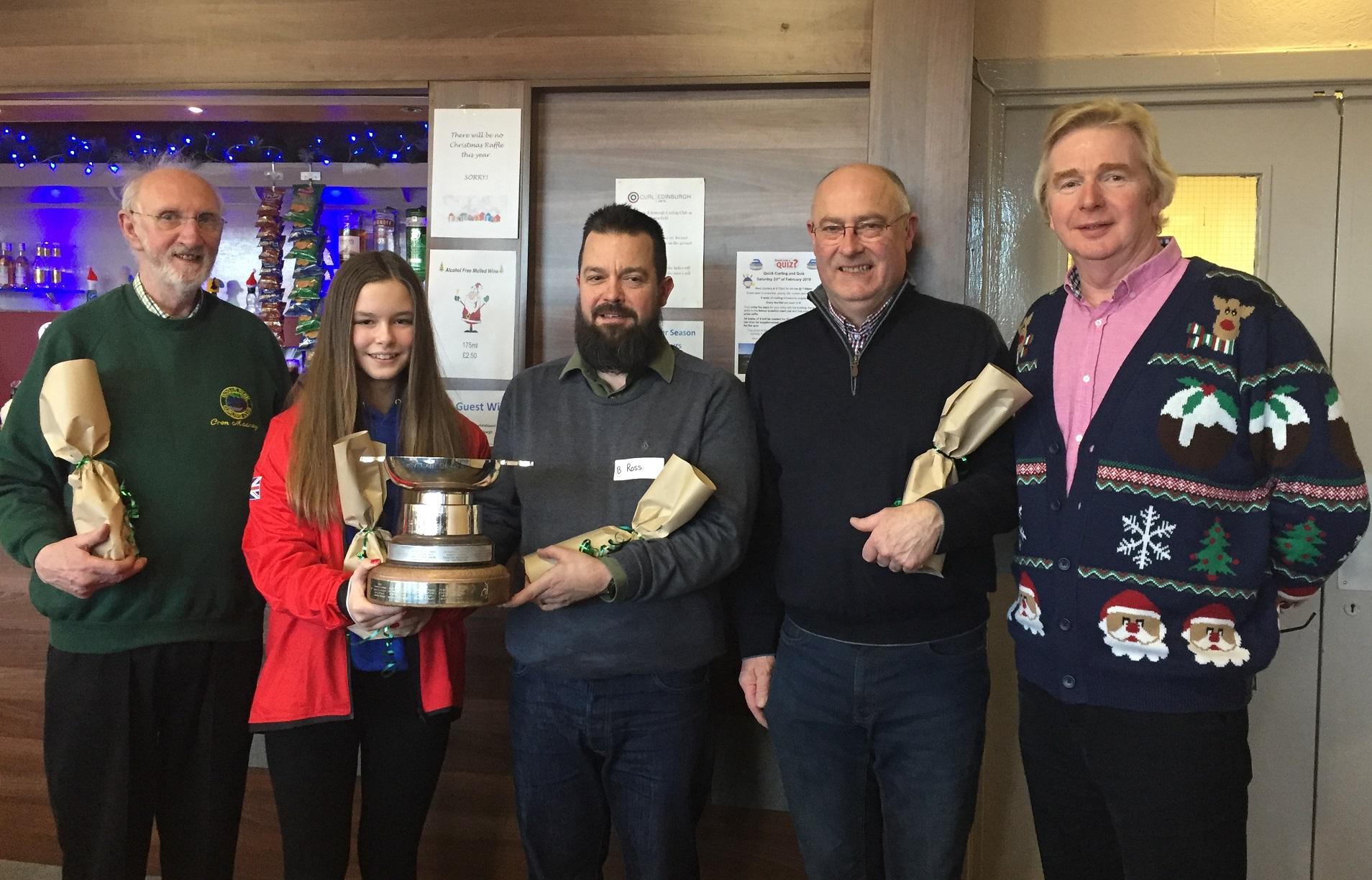 Beginners Bonspiel - Edinburgh Curling Club